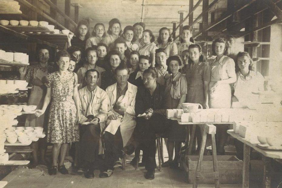 Jaworzyna Śląska porcelana pracownicy historia