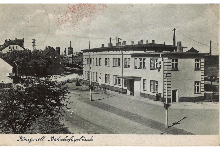 pocztówka-bahnhoffstrasse-koenihszelt-jaworzyna-śląska-1