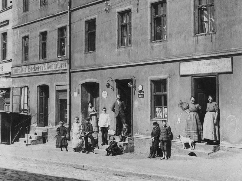 Jaworzyna-Śląska-Koenigszelt-Hauptstrasse-1922