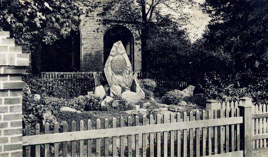 Kriegerdenkmal, 1920 r., Königszelt, Friedrichstrasse (dzisiaj Jaworzyna Śląska, ul. Westerplatte)