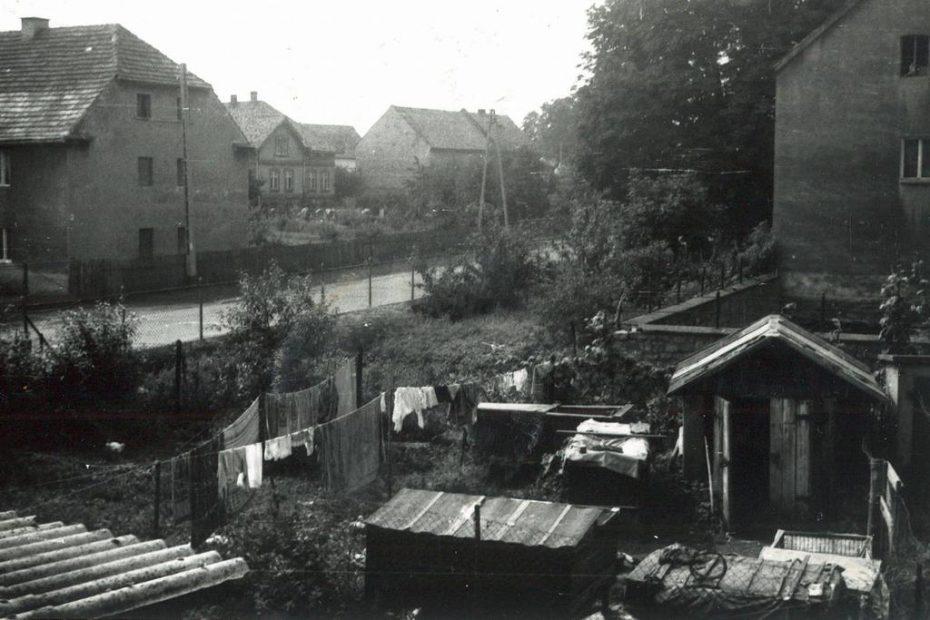 Wieś Czechy lata 70-te