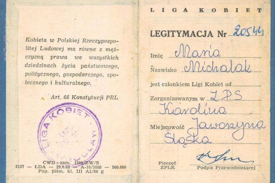Liga Kobiet Jaworzyna Śląska
