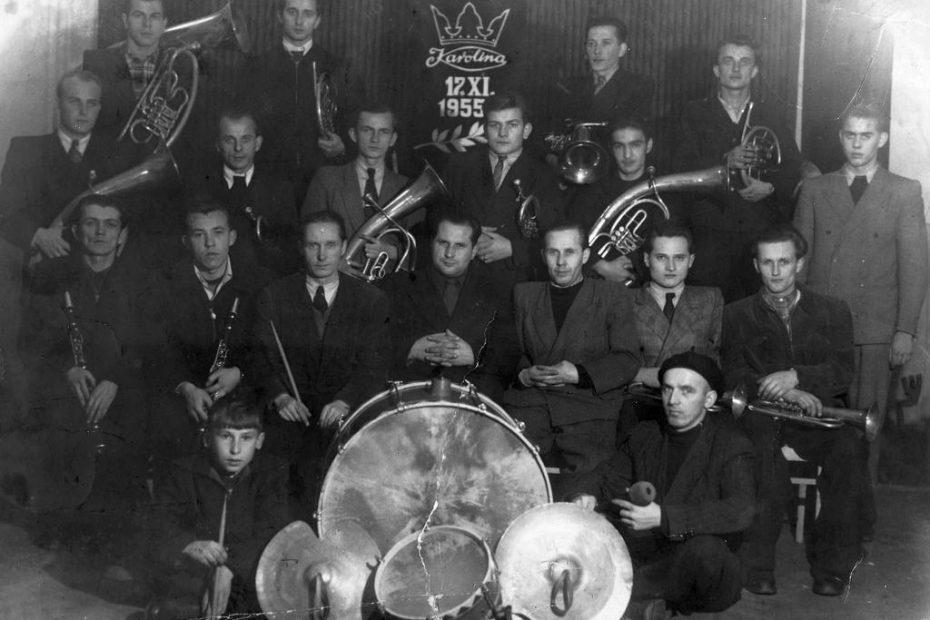 Jaworzyna Śląska orkiestra dęta