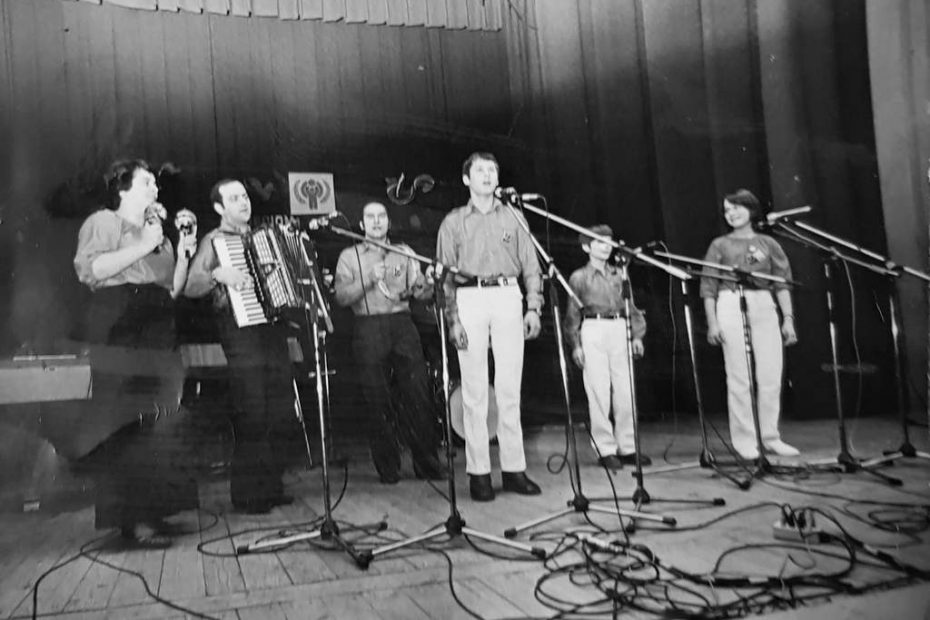 Muzykująca Rodzina Wiraszków z Jaworzyny Śląskiej