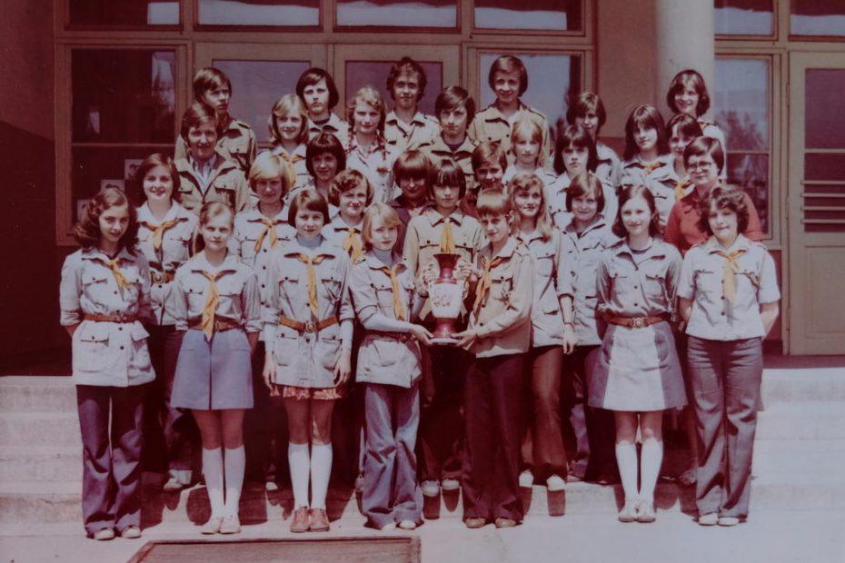 Szkoła Podstawowa Jaworzyna Śląska klasa viii c 1978