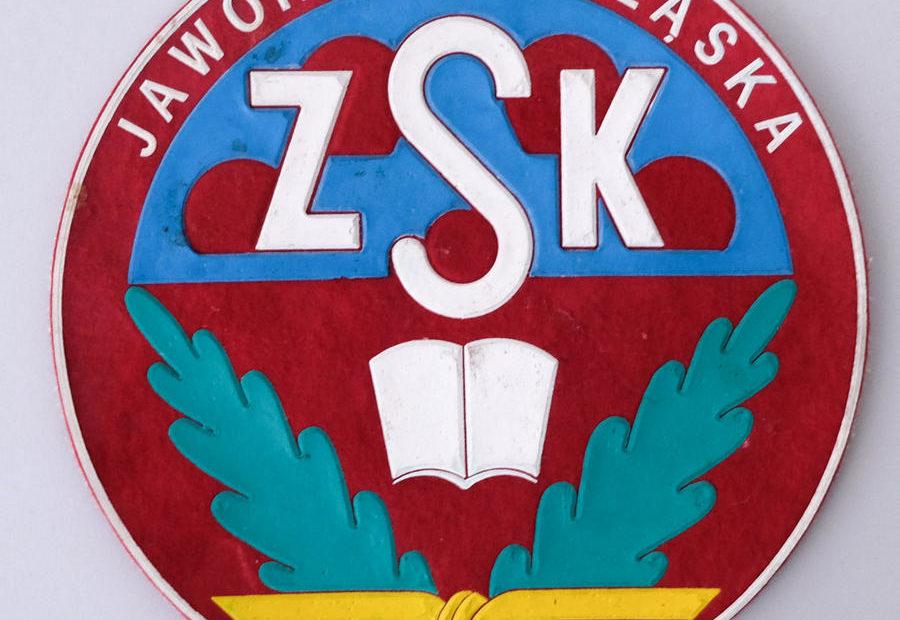 Herb Zespół Szkół Kolejowych w Jaworzynie Śląskiej