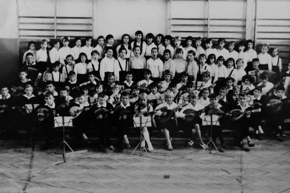 Orkiestra i chór szkolny Szkoła Podstawowa w Jaworzynie Śląskiej