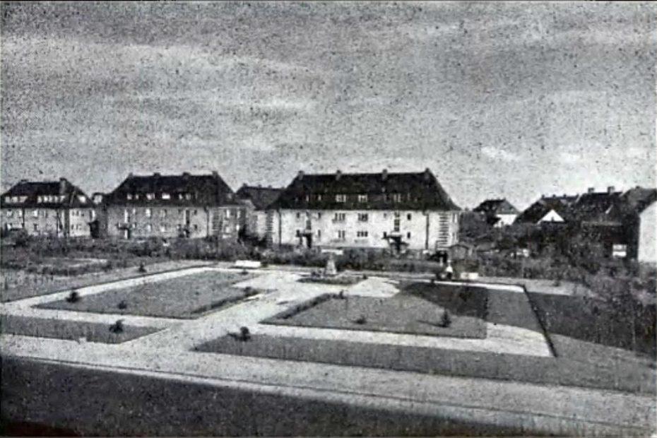 Franz Becker Platz Jaworzyna Śląska