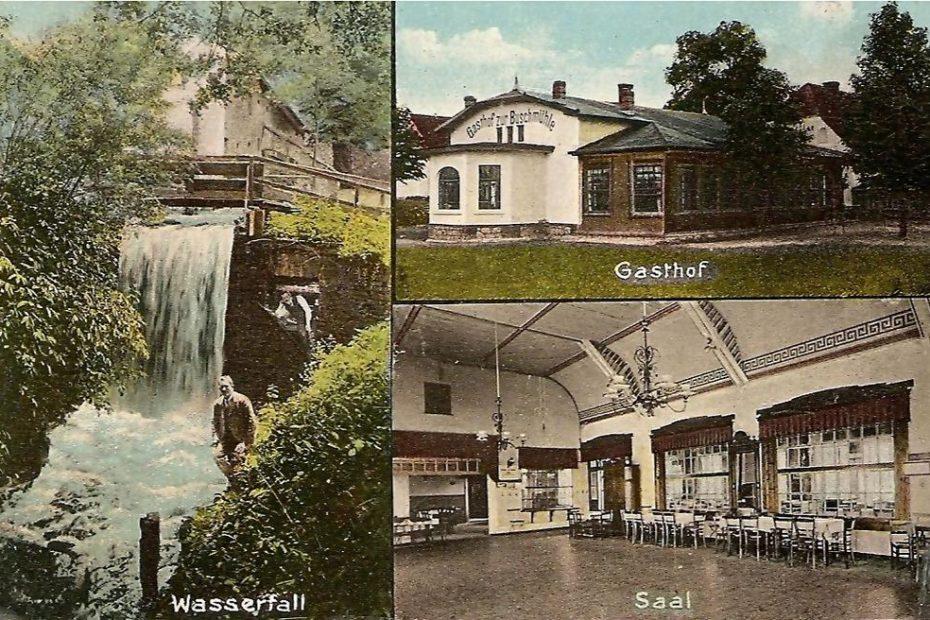 Gashof zur Buschmühle Nowy Jaworów