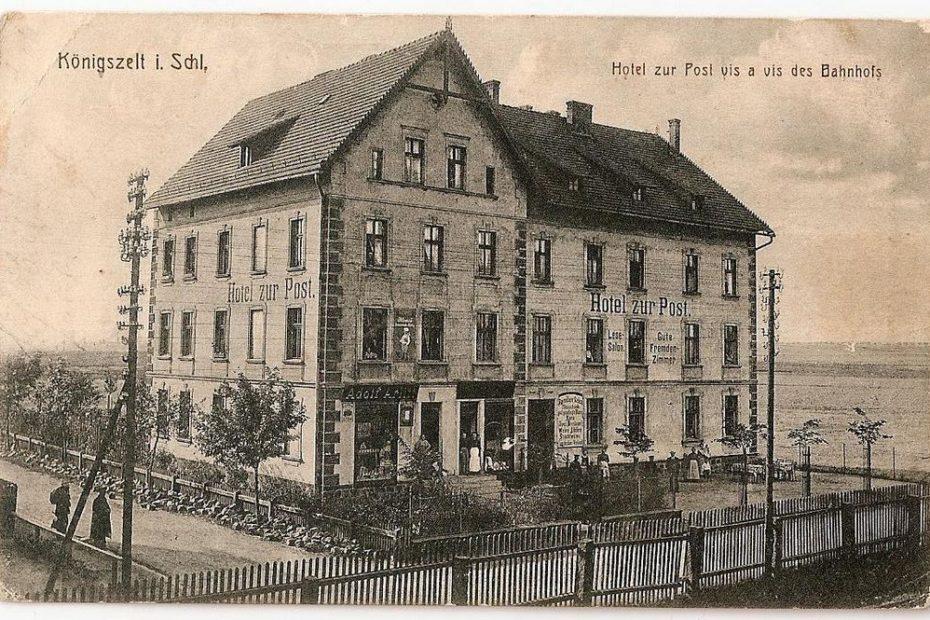 Jaworzyna Śląska Hotel Zur Post