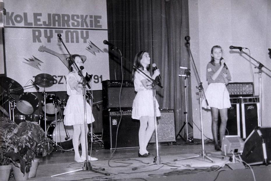 Festiwal Piosenki Kolejarskie Rytmy Zbąszynek