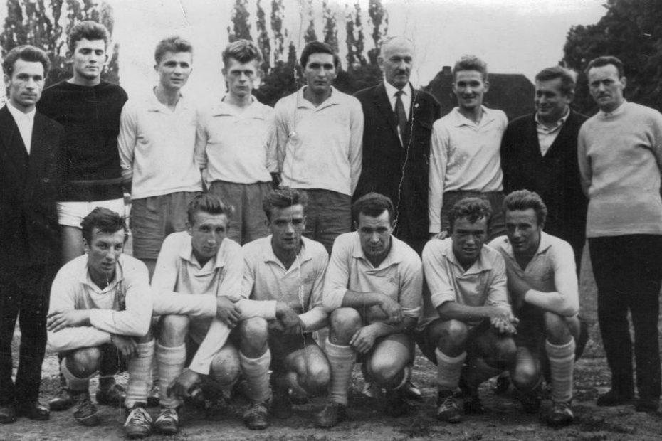 KS Karolina Jaworzyna Ślaska 1964