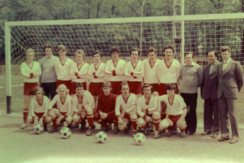 MKS Karolina Jaworzyna Śląska 1980 81