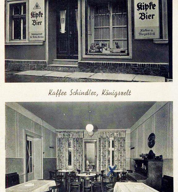 Cafe Schindler Jaworzyna Śląska Königszelt