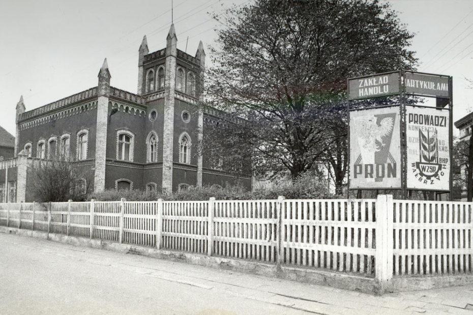 ZHAPL Jaworzyna Śląska pałacyk fabrykanta