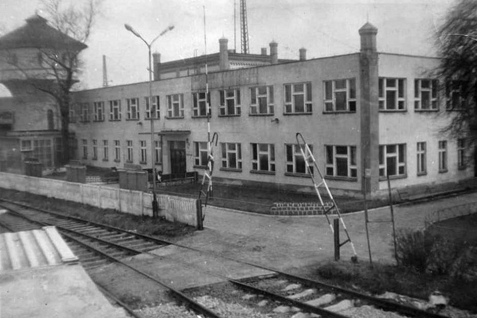 Zasadnicza Szkoła Kolejowa w Jaworzynie Śląskiej
