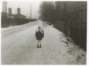 Jaworzyna Śląska ulica 1 maja 1958