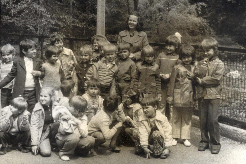 Dzieci z przedszkola ZPS Karolina Jaworzyna Śląska