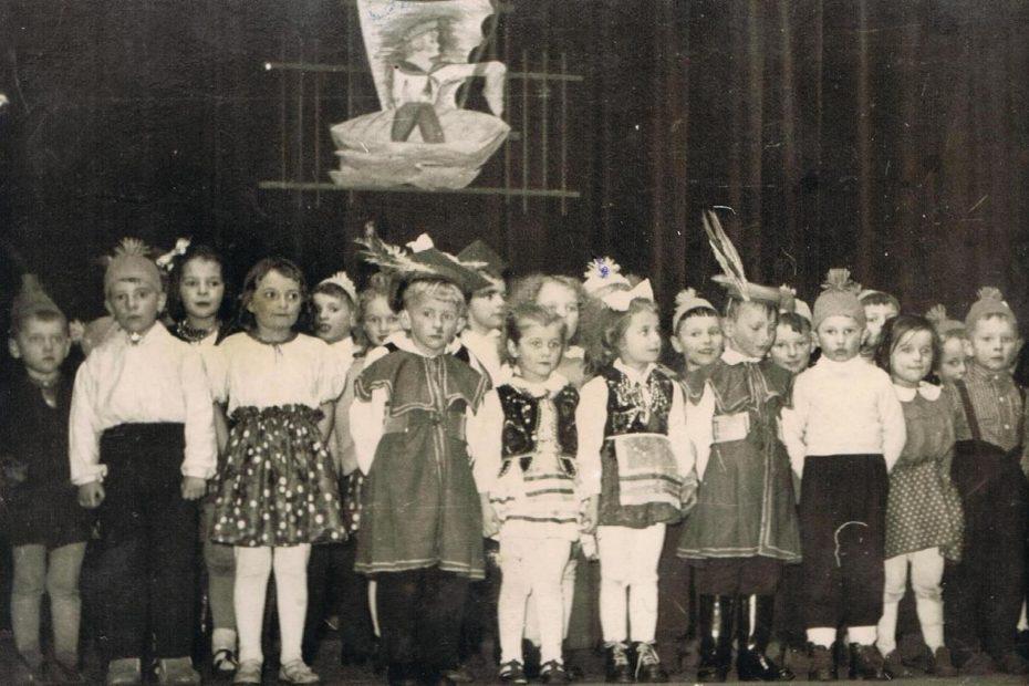 Dzieci przedszkole kolejowe Jaworzyna Śląska