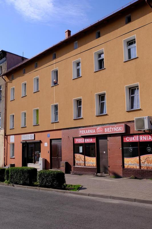 Jaworzyna Śląska, ulica Wolności 17, rok 2020