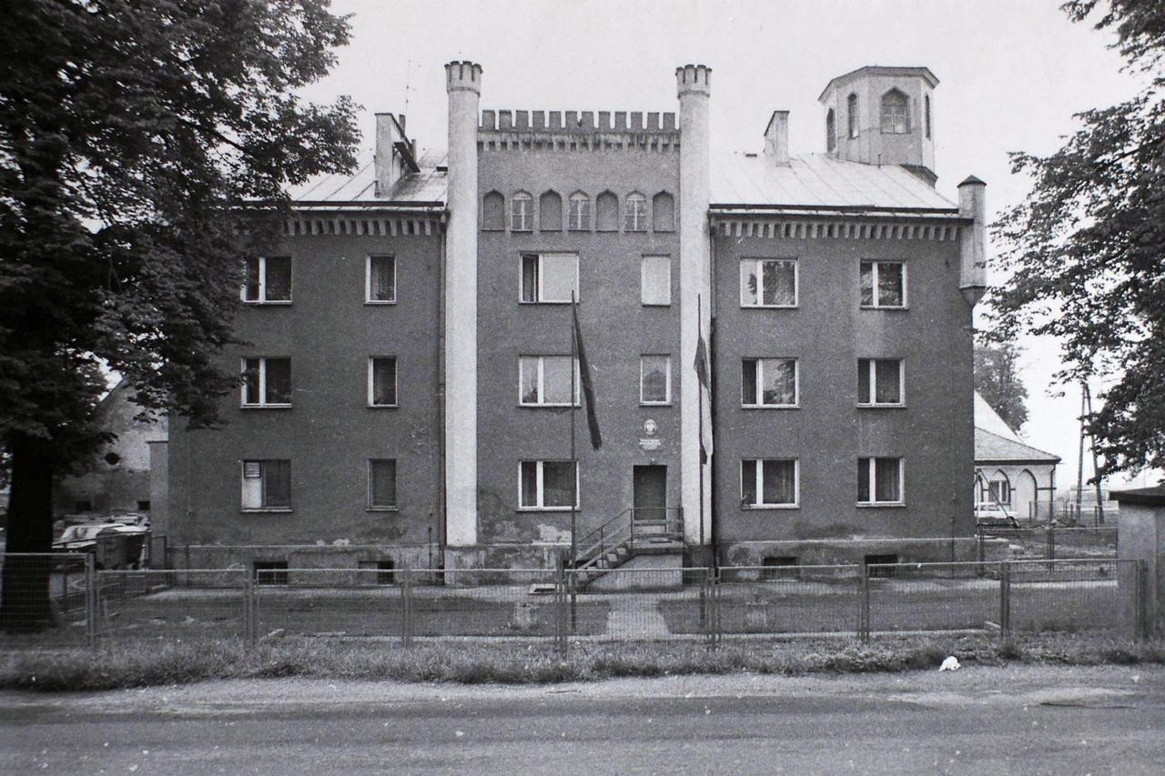 Przedszkole PGR Milikowice w Starym Jaworowie, 1986