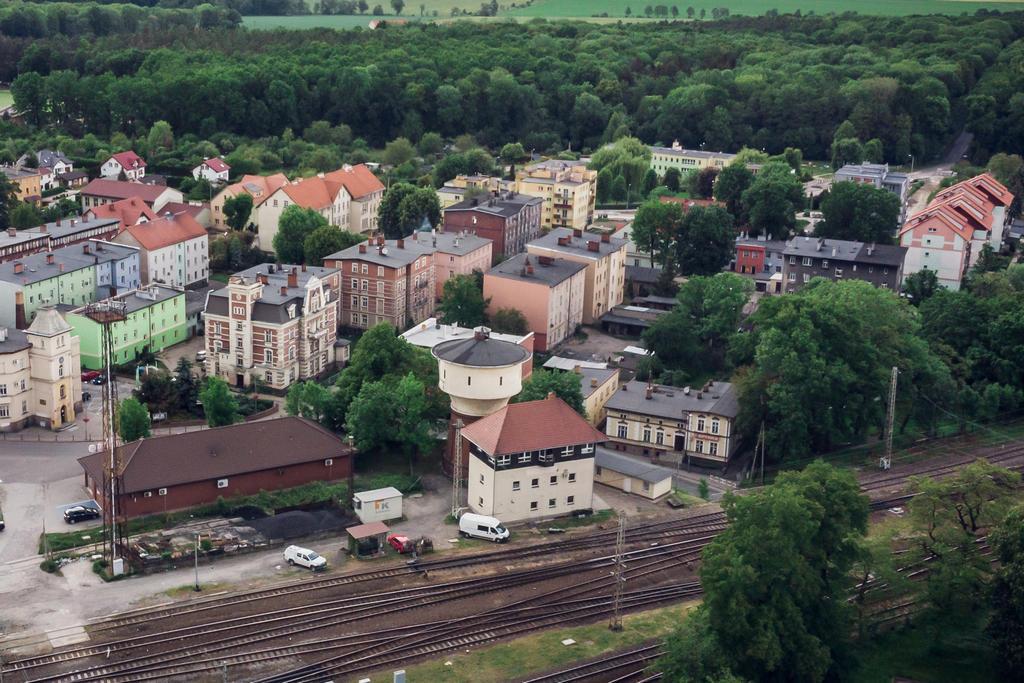 Ulica Westerplatte w Jaworzynie Śląskiej, 2020 r.