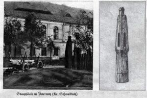 Pręgierz Piotrowice Świdnickie