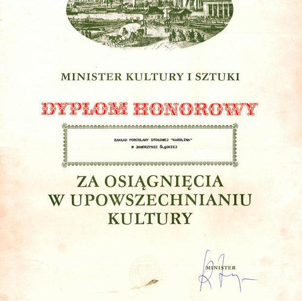 Dyplom zps karolina Jaworzyna Śląska