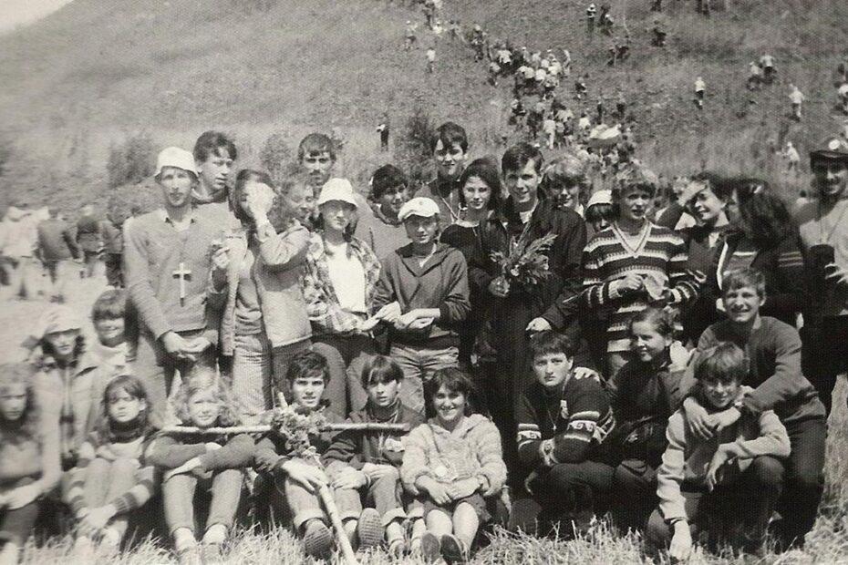 Pielgrzymka Jaworzyna Śląska 1983