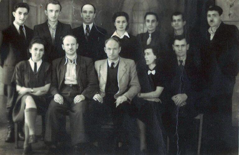 Jaworzyna Ślaska urząd wójt 1947