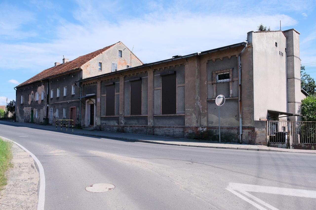 Świetlica wiejska w Piotrowicach Świdnickich, 2020 r.