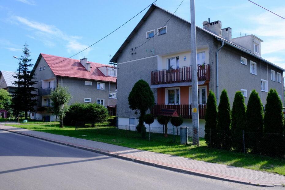 Nowice osiedle mieszkalne