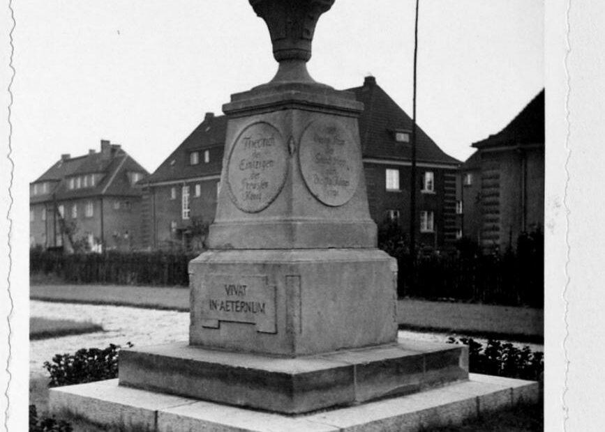 Pomnik Fryderyka II w Jaworzynie Śląskiej
