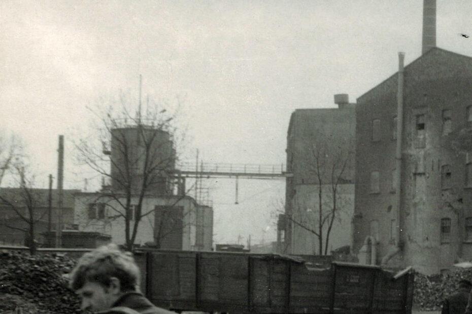 Gorzelnia Jaworzyna Ślaska 1968-70