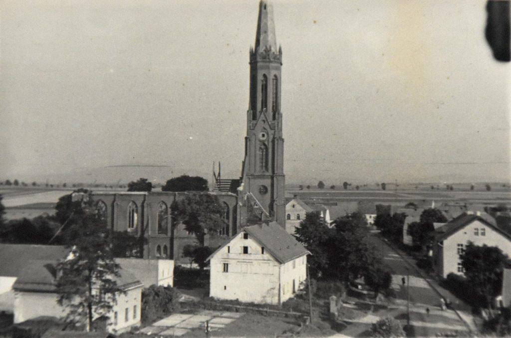 367. Fotografia – Kościół ewangelicki w Piotrowicach Świdnickich