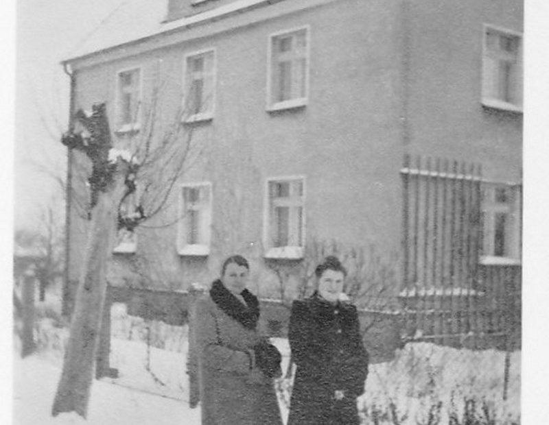 Jaworzyna Śląska, ulica 1 maja 64, 1946 rok
