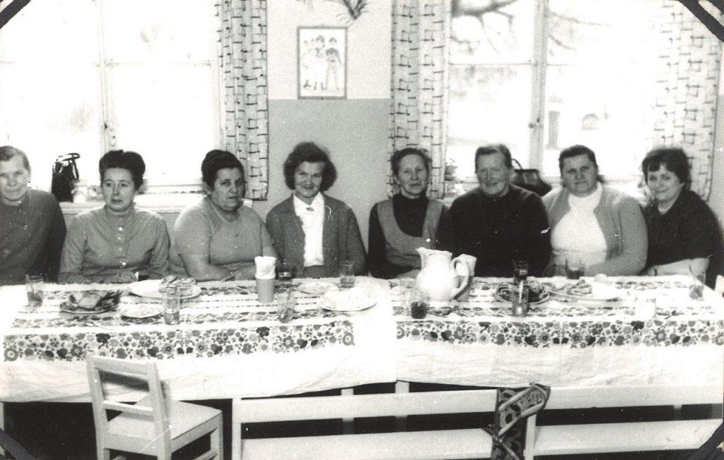 392. Fotografie – Dzień Babci w Przedszkolu przy Państwowej Cukrowni w Pastuchowie