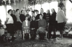 Dzień Babci w przedszkolu w Pastuchowie